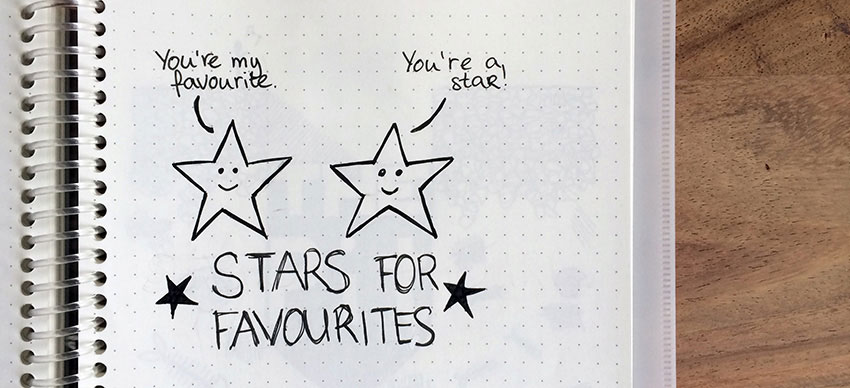 stars-for-favorites