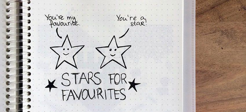 stars-for-favorites