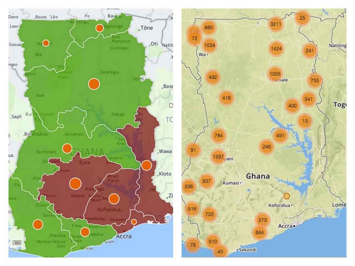SMARTerWAH maps