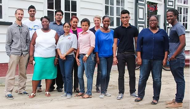 RSR Commonsites Suriname