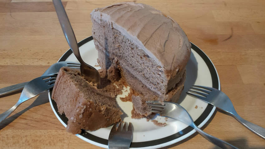 cake 850