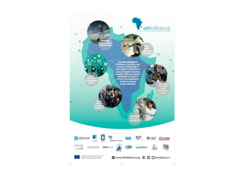 AfriAlliance Poster