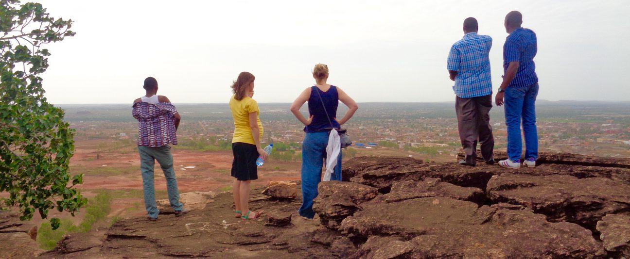 Horizon of Bamako