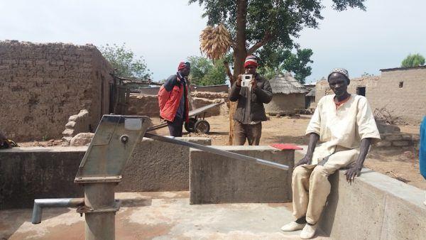 WASH in Mali