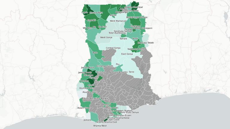 Ghana's water atlas
