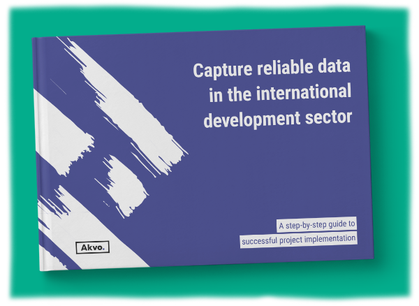 Akvo eBook - Capture reliable data in international development
